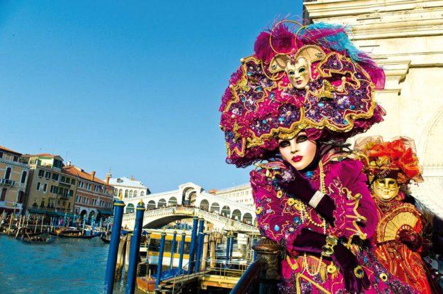 Venice Carnival 2018 - Events Hotel Pensione Accademia