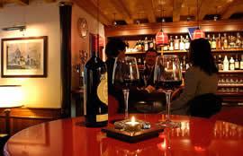 American Bar Tarnowska's Hotel Pensione Accademia Venezia