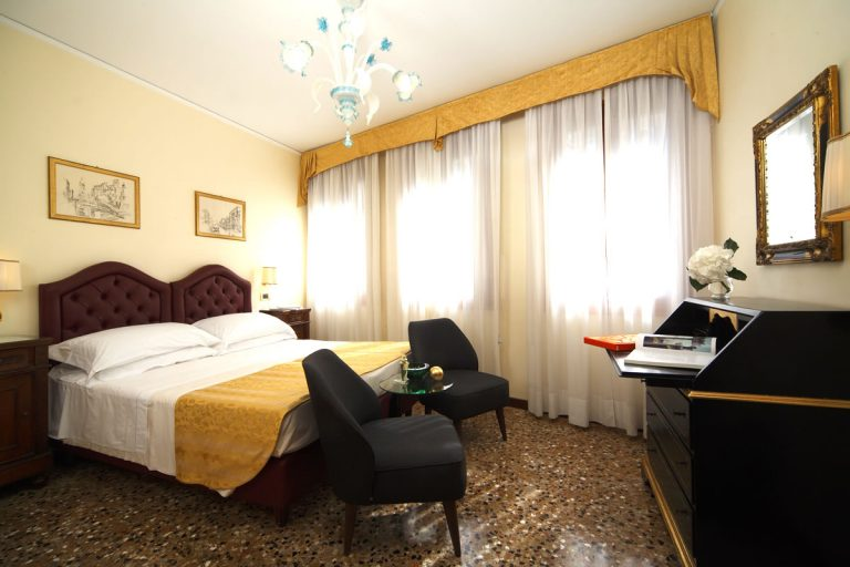 Double Classique Vue Canal Hotel Pensione Accademia Venezia