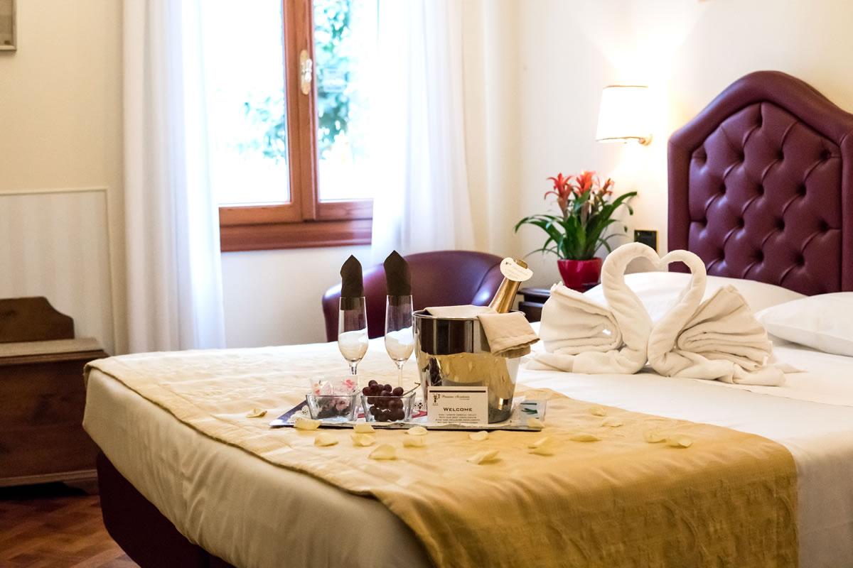 Doble Hotel Pensione Accademia Venezia