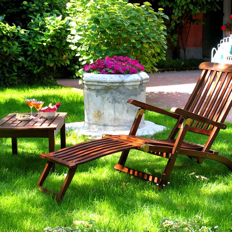 Summer garden Hotel Pensione Accademia Venezia