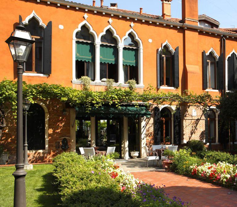 Der Garten Hotel Pensione Accademia Venezia