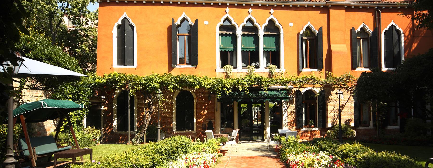 Location Hotel Pensione Accademia Venezia