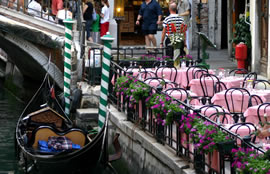Ristorante da Raffaele Hotel Pensione Accademia Venezia